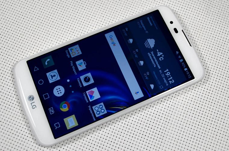 Папка «Фото», LG K10 LTE- 2 Экран