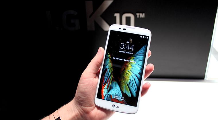 Папка «Фото», LG K10 LTE-3 Экран 22