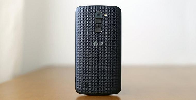 Папка «Фото», LG K10 LTE-3 Задняя крышка