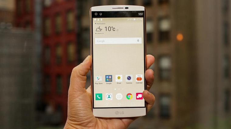 Папка «Фото», Самые интересные смартфоны от компании LG - LG V10 (2)
