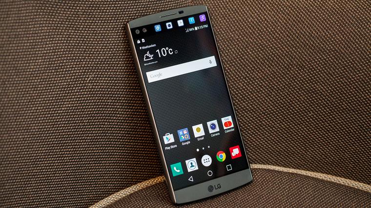 Папка «Фото», Самые интересные смартфоны от компании LG - LG V10