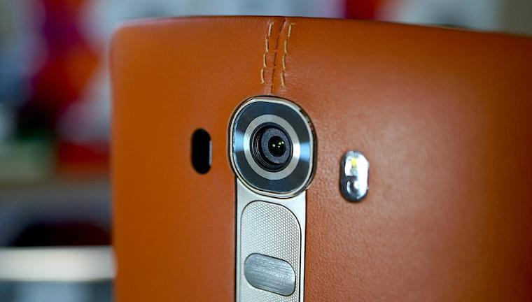 Папка «Фото», Самые интересные смартфоны от компании LG - камера LG G4