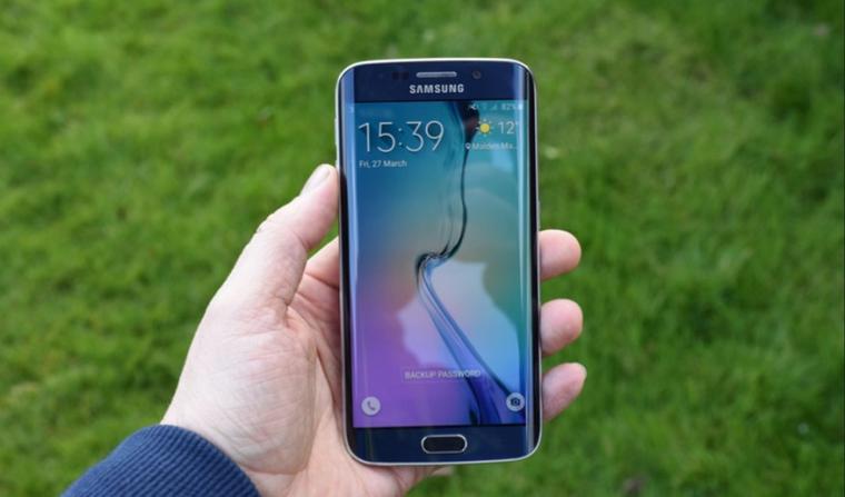 Папка «Фото», Самые интересные смартфоны от компании Samsung - Samsung Galaxy S6 Edge + (2)