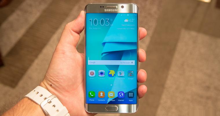 Папка «Фото», Самые интересные смартфоны от компании Samsung - Samsung Galaxy S6 Edge