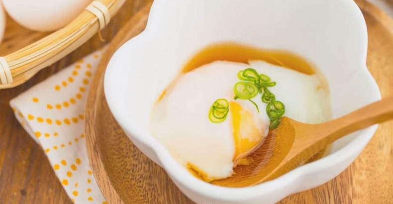 Папка «Фотографии», фото Онсен-тамаго-яйца по-японски.
