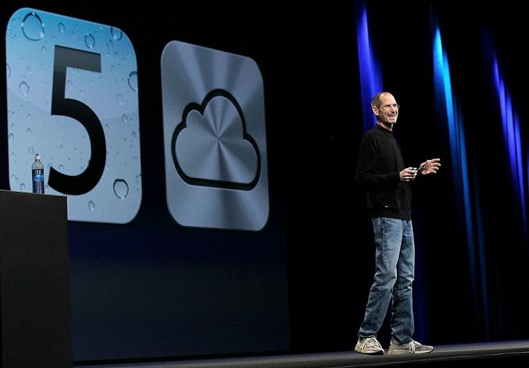 Папка «Фотографии», фото Стив Джобс-облачные сервисы