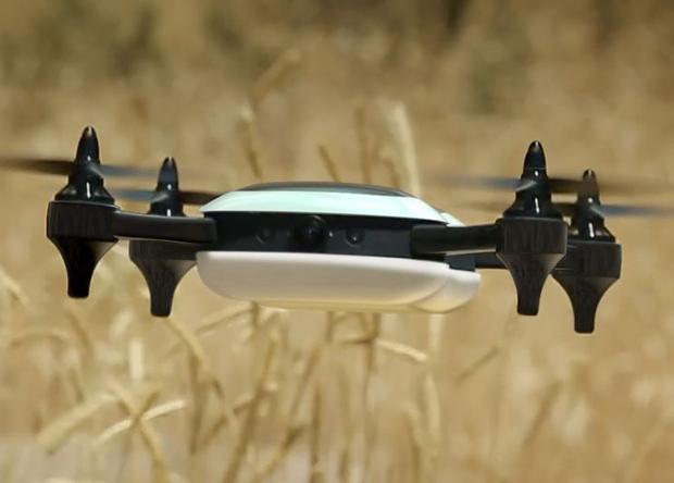 Представлен самый быстрый серийно выпускаемый дрон Teal - главное фото