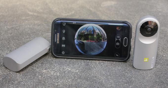 Преимущества камеры LG 360 CAM