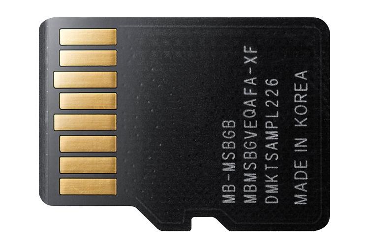 Samsung разрабатывает гибридный слот для карт памяти UFS и microSD - фото 1