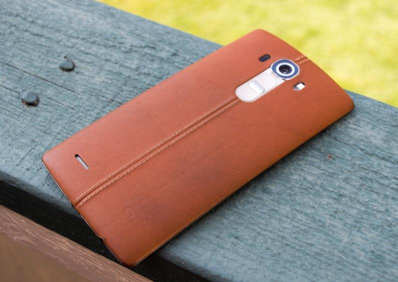 Самые интересные смартфоны от компании LG - LG G4