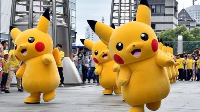 В Польше пройдет первый в истории чемпионат по ловле покемонов