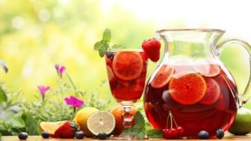 Вкусное ЖАРКОЕ лето. 16 способов утолить жажду
