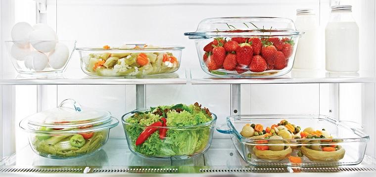 разбираемся в посуде_часть3_посуда из стекла - стеклянная посуда в холодильнике