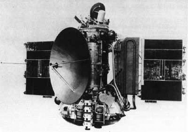 станция «Марс-4».