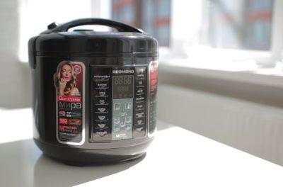 Redmond Smart Home Skycooker M40S во всей красе