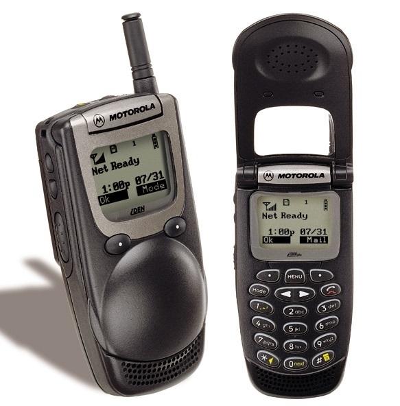 10 интереснейших фактов о бренде Motorola - Первый мобильный браузер