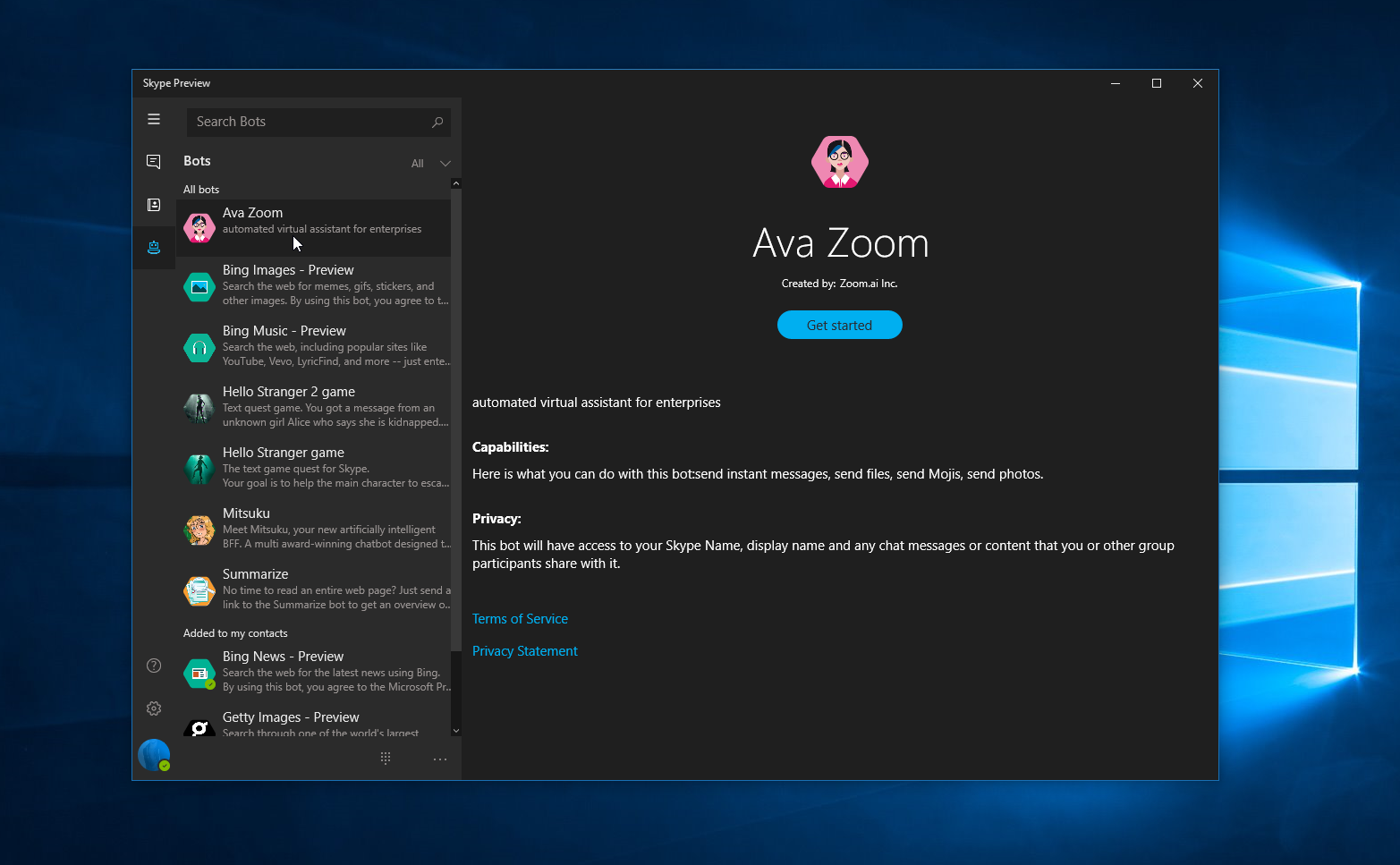 10 самых ярких нововведений грядущего обновления Windows 10 - Новый Skype