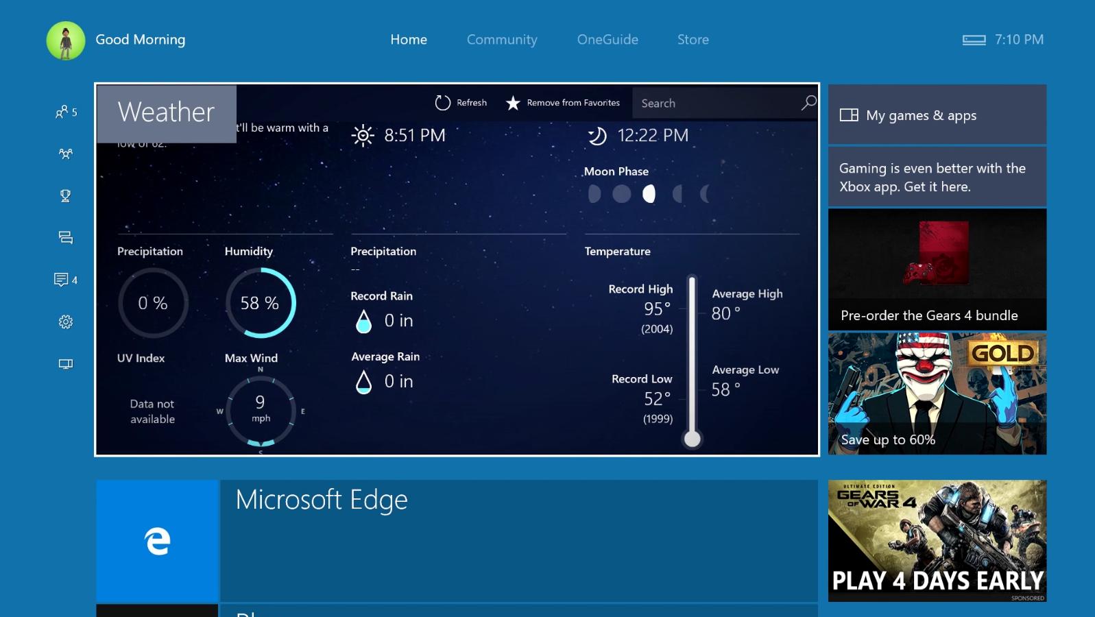 10 самых ярких нововведений грядущего обновления Windows 10 - Windows 10 на Xbox
