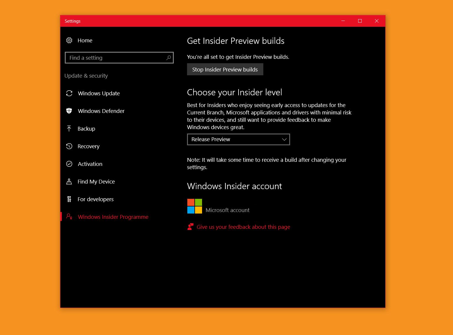 10 самых ярких нововведений грядущего обновления Windows 10 - темная тема