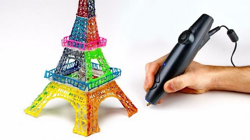 3D-ручка-для будущего архитектора