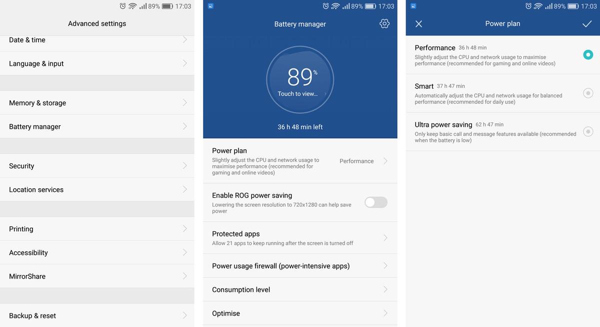 6 настроек, которые сделают смартфон от Huawei лучше - Проверьте настройки производительности
