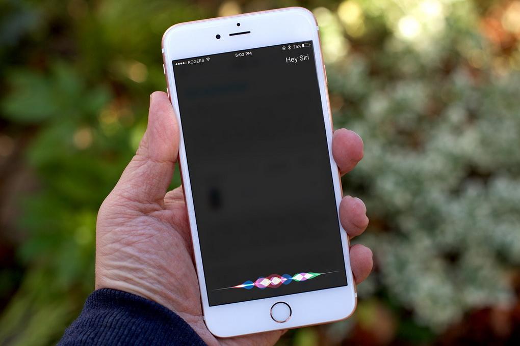 Apple iPhone 6S Plus-Siri