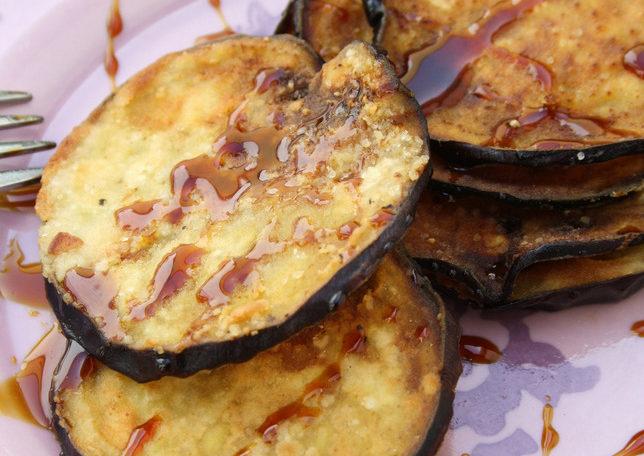 Баклажаны и мед-удивительные сочетания продуктов