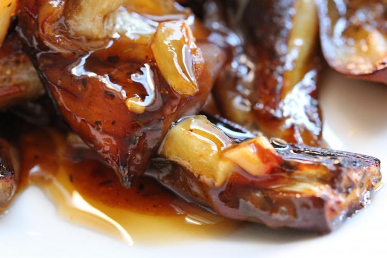 Баклажаны и мед-удивительные сочетания продуктов фото 2