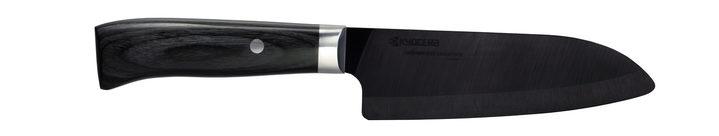 Черный керамический нож-Профессиональный