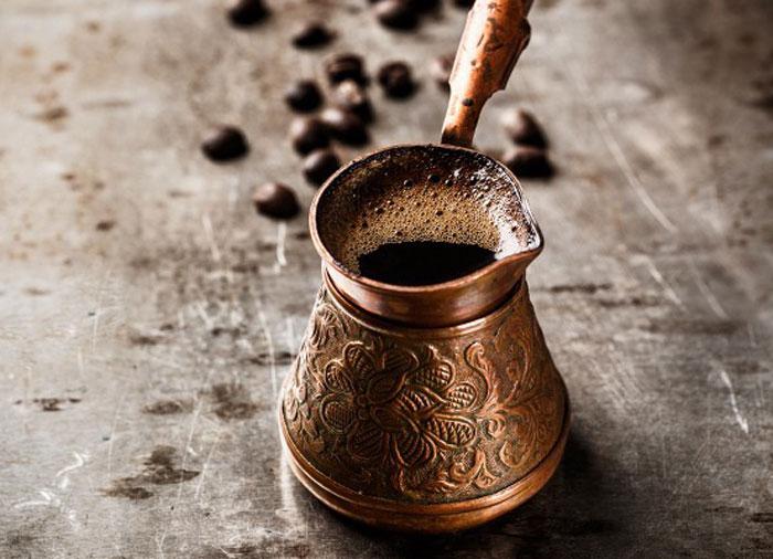 Джезва-кофе