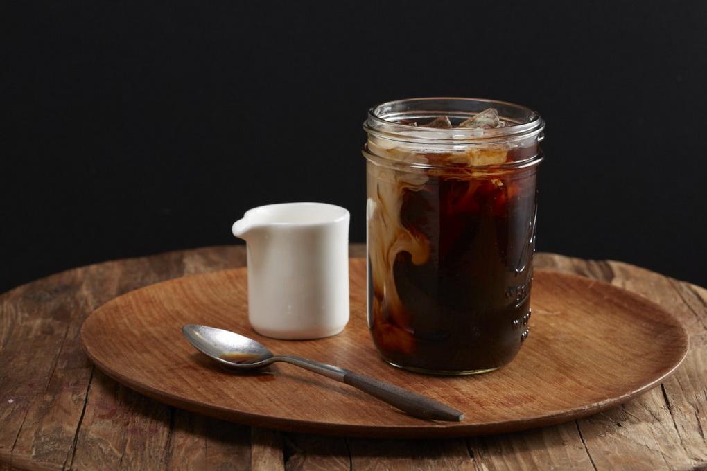 Холодный кофе с сиропом-как подсластить напиток
