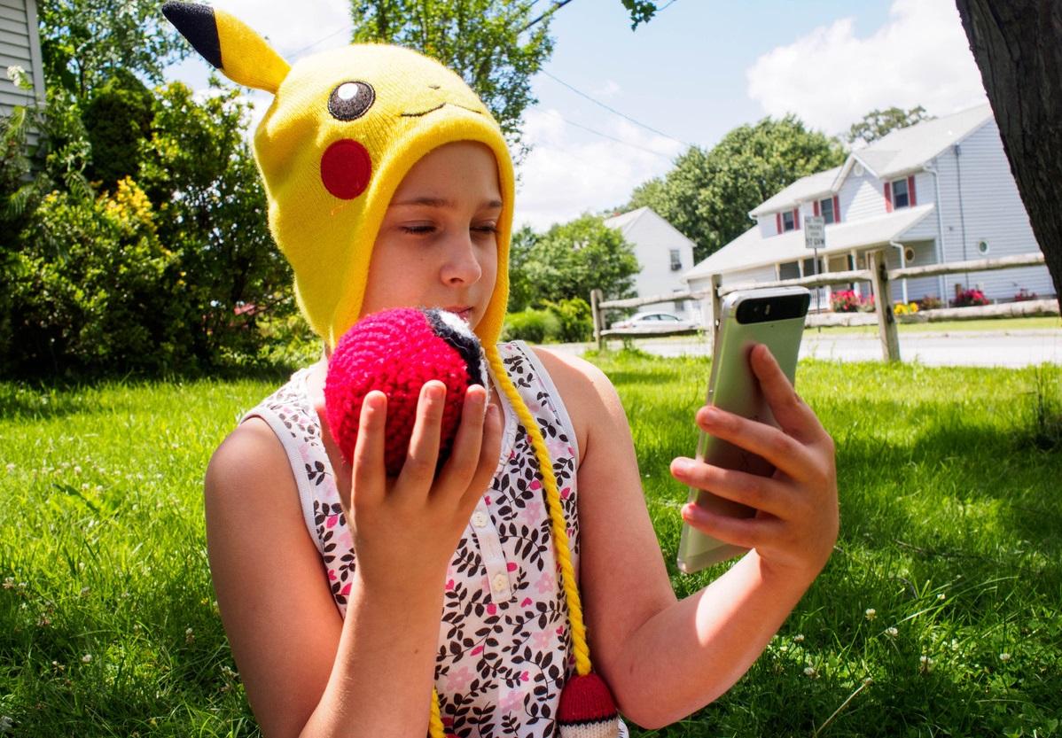 Как сохранить заряд аккумулятора во время игры в Pokemon Go - Проверьте яркость экрана