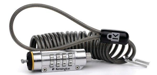 Kensington notebook lock-для безопасности ноутбука