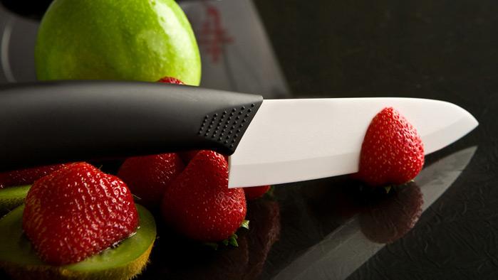 Керамические ножи- 2 Острое лезвие