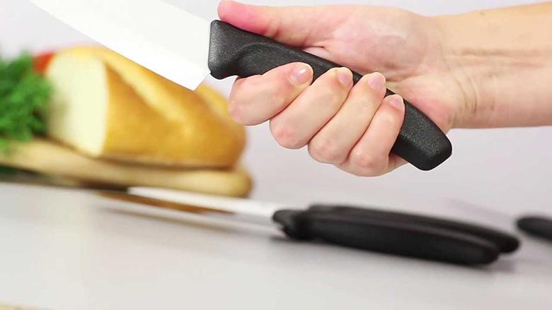 Керамические ножи-Рукоятка