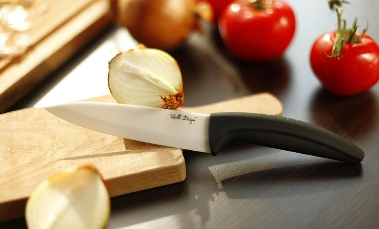 Керамический нож фрукты овощи