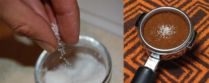 Кофе и соль-удивительные сочетания