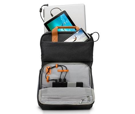 Компания HP выпустила рюкзак 1