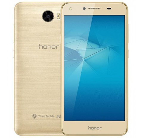 Компания Huawei представила огромный фаблет Honor Note 8 - фото 1