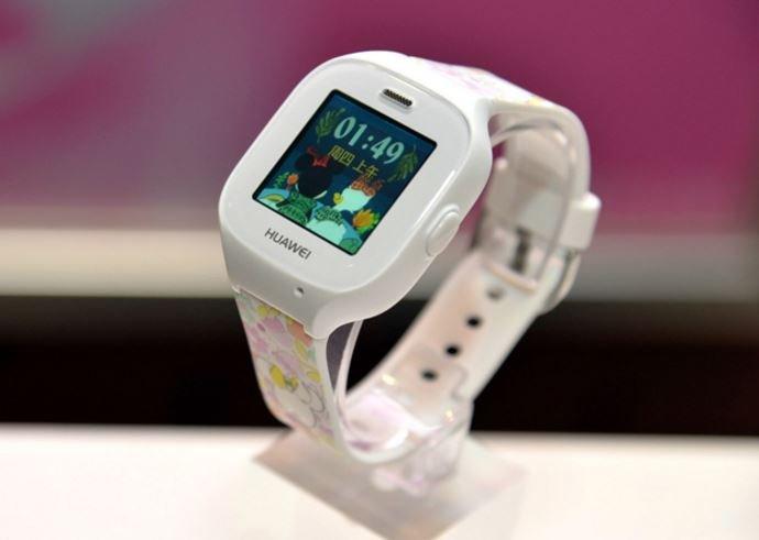 Компания Huawei создала смарт-часы для детей с GPS - главное фото