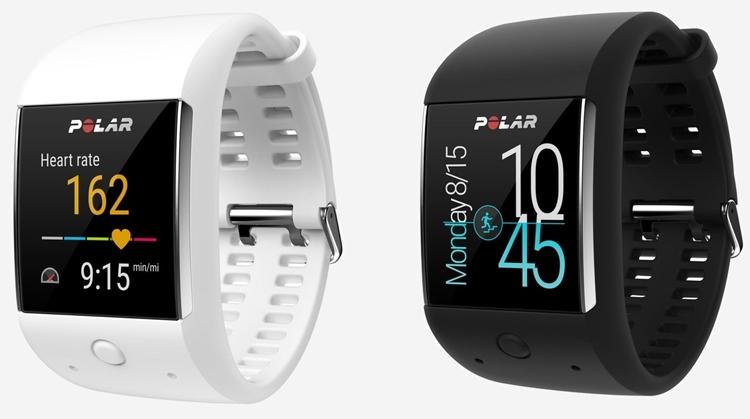 Компания Polar представила гибрид фитнес-трекера и смарт-часов M600 – фото 1