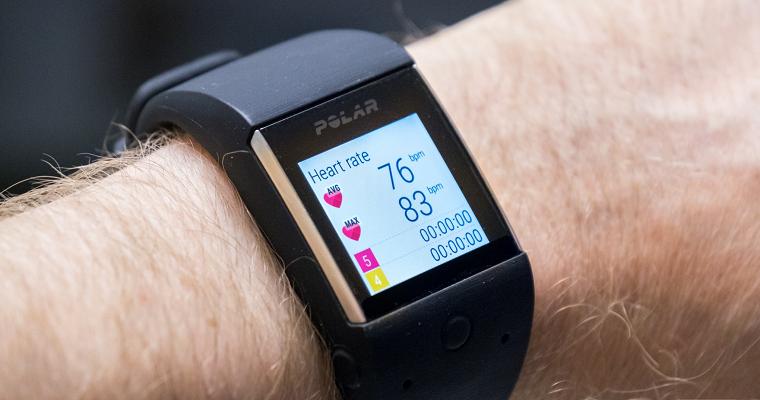 Компания Polar представила гибрид фитнес-трекера и смарт-часов M600