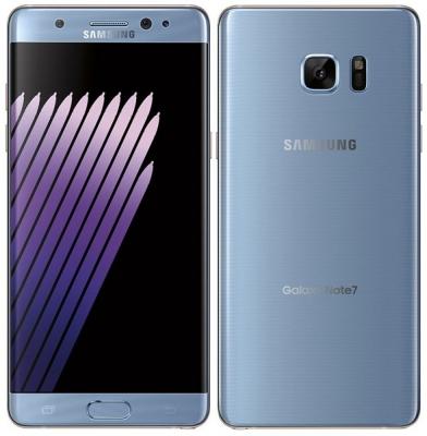 Компания Samsung официально представила Galaxy Note 7 - фото 1