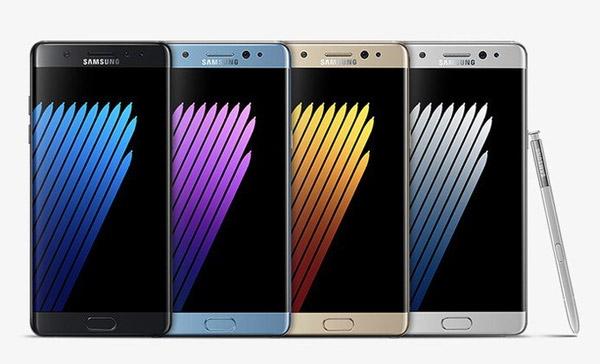 Компания Samsung официально представила Galaxy Note 7 - фото 2