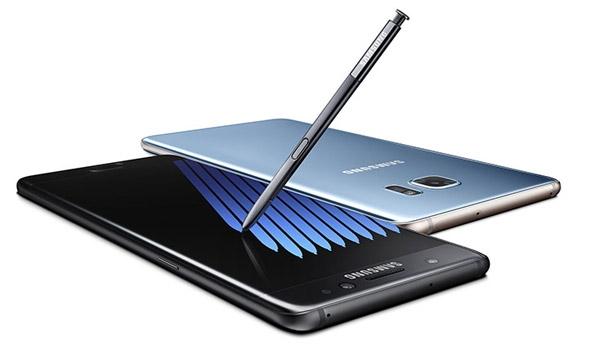 Компания Samsung официально представила Galaxy Note 7 - главное фото