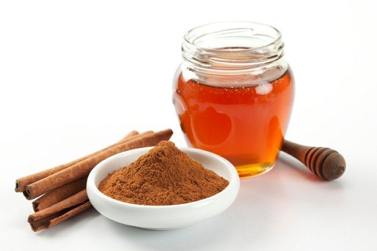 Корица и мед-фото