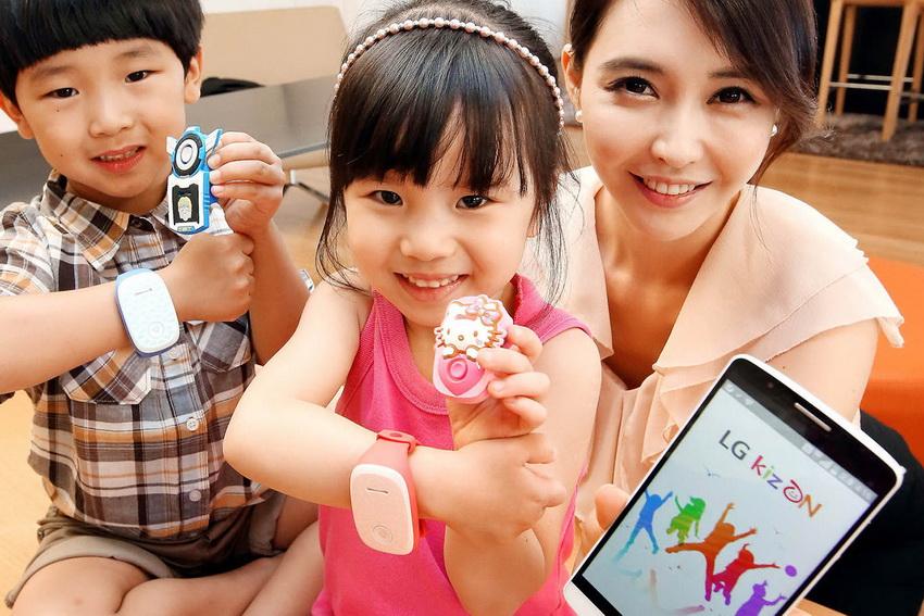 LG Kizon-умный браслет