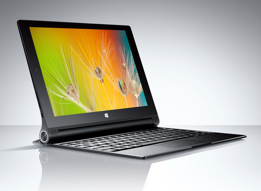 Lenovo YOGA Tab 3 Pro-планшет с проектором режим ноутбука
