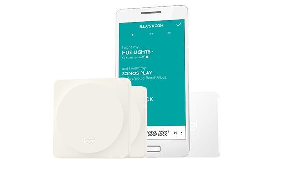 Logitech представила кнопку Logi Pop, позволяющую управлять умным домом