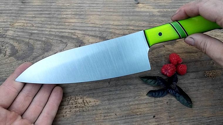 Нож на вес